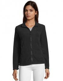 Womens Plain Fleece Jacket Norman