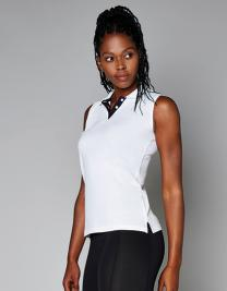 Women`s Proactive Sleeveless Polo
