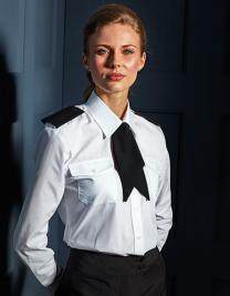 Ladies Long Sleeve Pilot Shirt