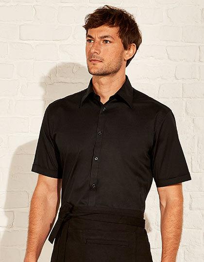 Mens Bar Shirt Short Sleeve